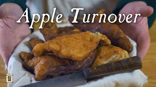 A 260-Year Old Recipe for Apple Turnovers!