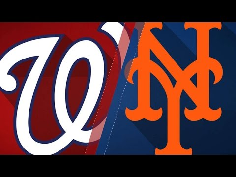 6/18/17: deGrom uses arm, bat to lead Mets to 5-1 win