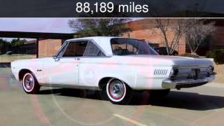 1965 PLYMOUTH SATELLITE  Used Cars - Phoenix,Arizona - 2015-04-03