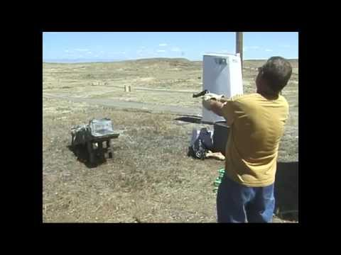 Extreme Handgun: The .500 Linebaugh Maximum