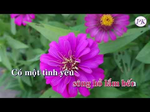 Karaoke Cánh Buồm Chuyển Bến - Tone Nữ - Quốc Dân Karaoke