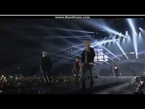 bigbang alive tour seoul-LOVE SONG