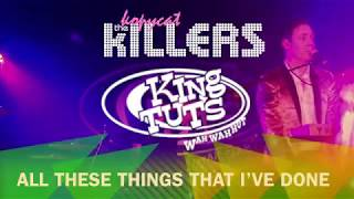 The Killers Tribute Band - All These Things That I've Done (Live at King Tuts) - The Kopycat Killers