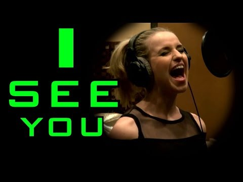 Gabriela Gunčíková - How To Sing Like Leona Lewis / I See You / Avatar Theme Song - Ken Tamplin