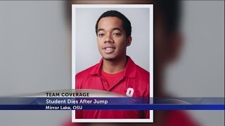 Student dies after Mirror Lake jump