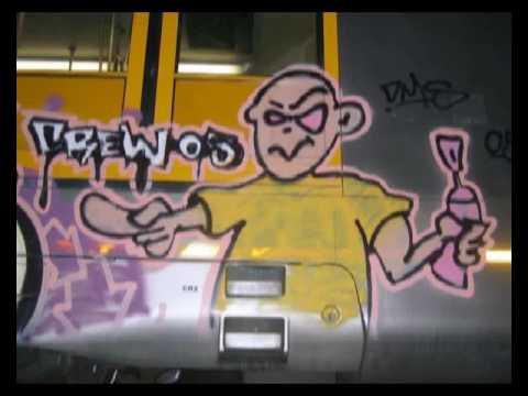 DMS VIDEO 1 (full australian train graffiti video)