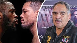 Abel Sanchez: Joe Joyce vs Wilder, Fury or Joshua THIS YEAR??