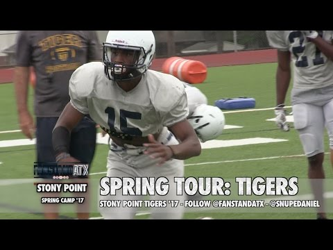 Fanstand '17: Stony Point Tigers (Spring Camp Tour)