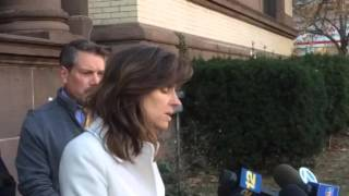 Hoboken mayor Dawn Zimmer on water main break