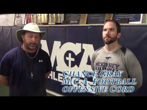 McKinney Christian Academy Coaches Talk About The Warriors Record Breaking Season