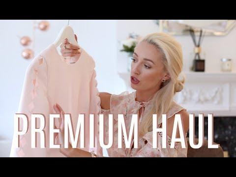 PREMIUM High-End Highstreet Haul  //  Club Monaco, Ted Baker, French Connection  |  Fashion Mumblr