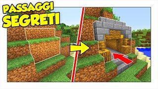 5 MODI PER NASCONDERE LA TUA CASA DAI TUOI AMICI! - Minecraft ITA