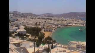 Остров Миконос  Греция - богемный курорт(, 2015-06-02T17:53:01.000Z)