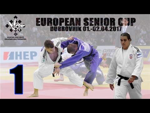 DAY 1 - European Cup - Dubrovnik 2017