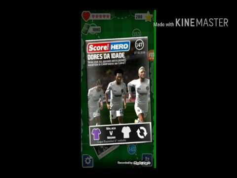 Score Hero:Mas um ano no Real Madrid!!! Ep#09