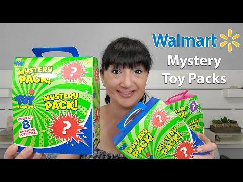 Walmart Mystery Toy