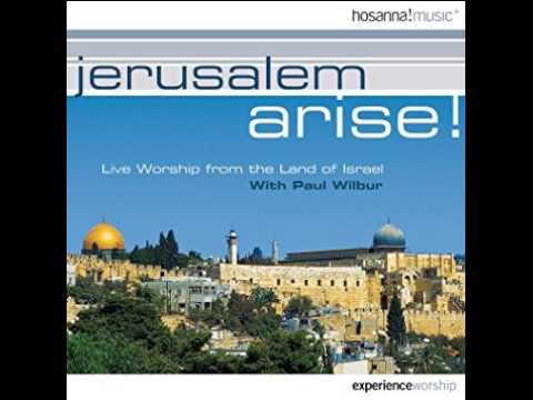 Paul Wilbur - Let The Weight Of Your Glory Fall - For Your Name Is Holy - Kadosh