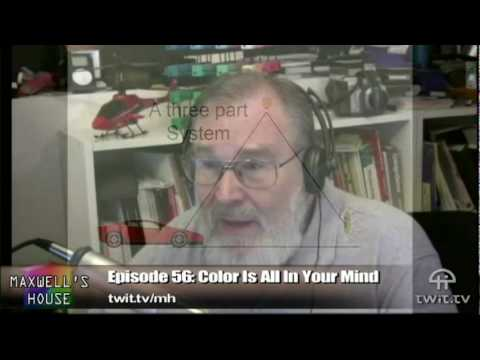 Maxwell's House 56: Color Is All In Your Mind