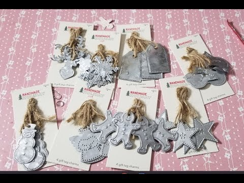 Joann's Handmade Holiday Gift Tag Charms- Must Have Crafty Product of the Year