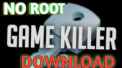 How to hack all games in game killer without root permission