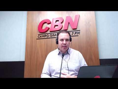 CBN Campo Grande (24/11/2020): com Ginez Cesar