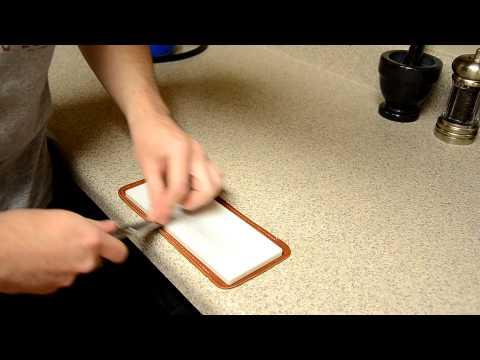 Polishing with a Stone