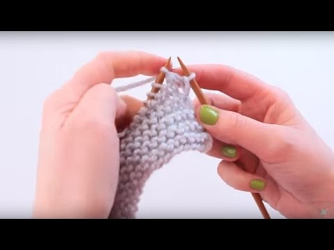 Knitting 101 How To Knit Neat Edges Youtube