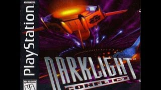 Quick Look | Darklight Conflict (1997) -   PlayStation 1  HD