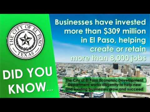 Did You Know About Business Investments in El Paso?
