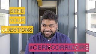 CERN corridors III