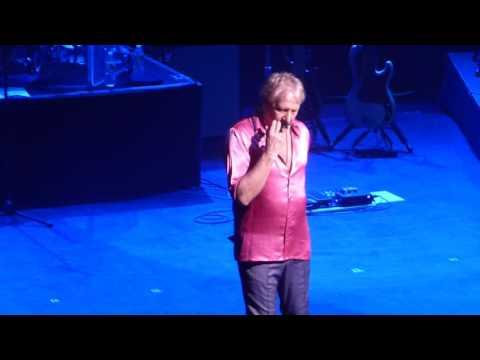 """""""Suffering - Poem Graham Russell"""" Air Supply@AMT Lancaster, PA 2/19/17"""