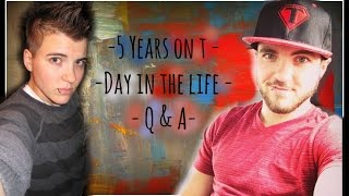 5 Yrs on T- Day in the Life- Q&A