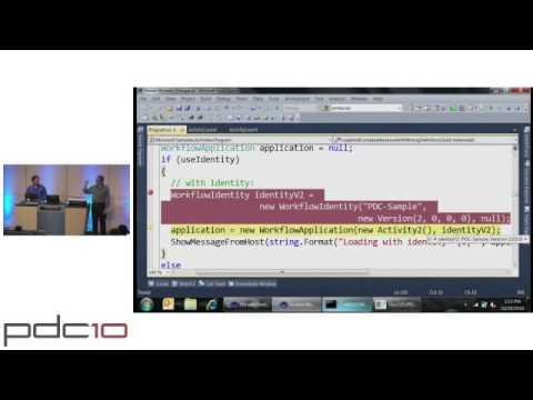 Windows Workflow Foundation Futures