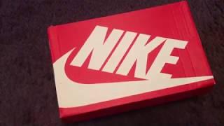 обзор покупки. Nike Cortez Basic Leather (Forrest Gump)