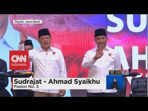 Pernyataan Akhir Paslon Pilgub Jawa Barat | Debat Publik Kedua Pilgub Jabar (6/6)