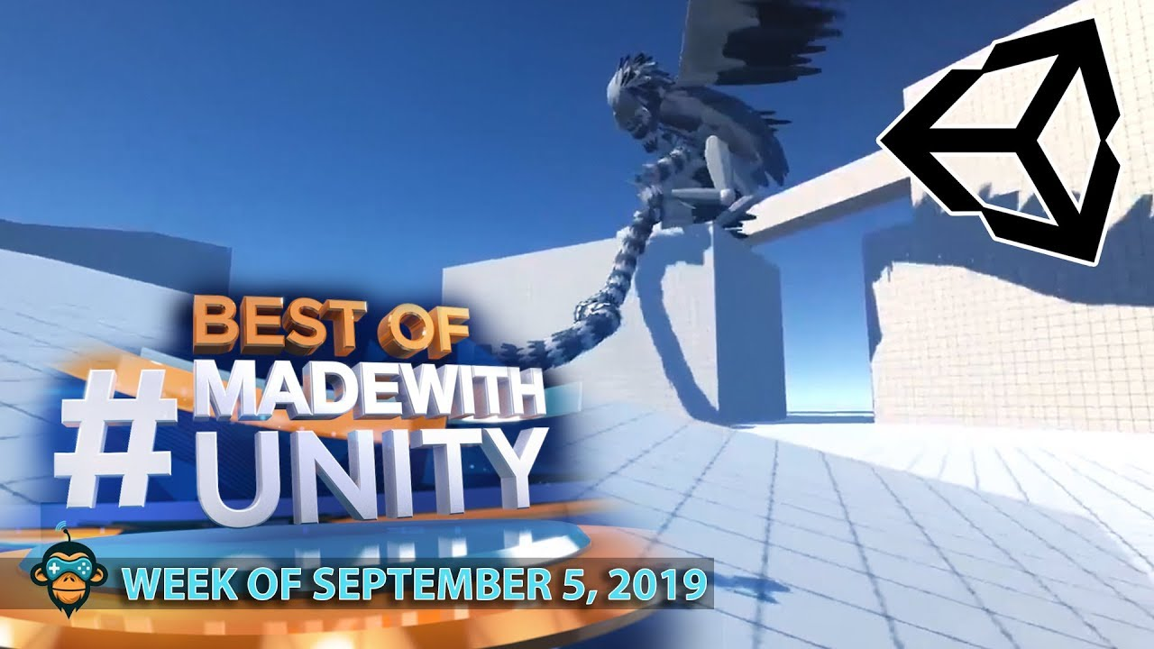 Download BEST OF MADE WITH UNITY #36 - Week of September 5, 2019