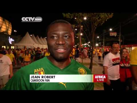 Africa's Disappointment As Cameroon Leave The World Cup