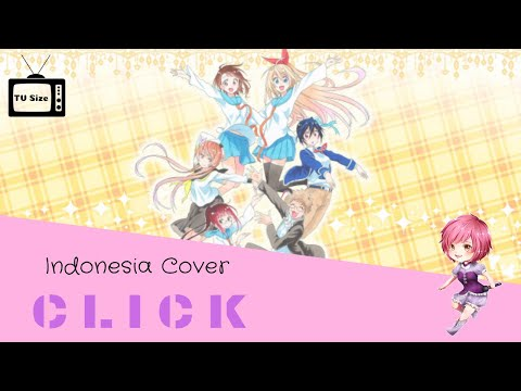 【AviTaRi】CLICK [Indonesia cover] + Face Reveal!! -Thanks for 4k Subs-