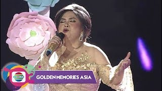 """Kereeen!!!Joy Tobing-indonesia """"Cinta Jangan Kau Pergi"""" Bikin Sheila Majid Menangis"""