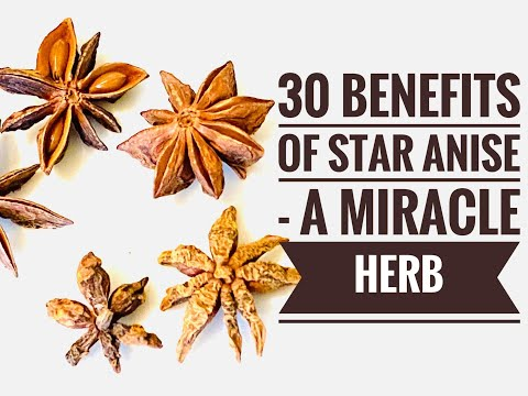 30 Benefits of Star Anise A Miracle Herb