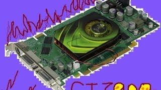 замена термопасты в видеокарте