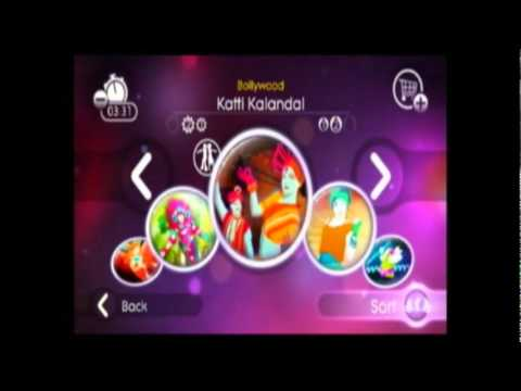 Wii Just Dance 2-[ALL SONGS SHOWN WITH PREVIEW!!!]