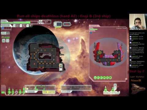 [FR] Run all ships deathless (hard AE) : Engi B (3rd ship)
