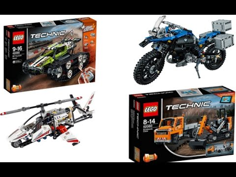 lego technic 2017 official set pictures youtube. Black Bedroom Furniture Sets. Home Design Ideas