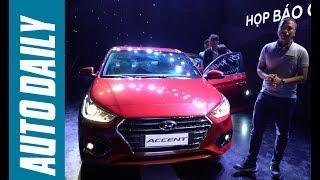 Hyundai Accent 2018 gi t 425 triu ng Quyt u Toyota Vios AUTODAILY.VN смотреть