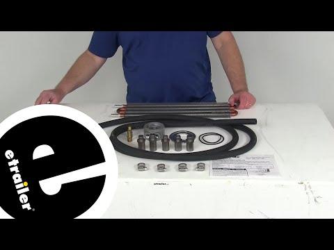 etrailer | Flex-a-lite Engine Oil Coolers - Tube-Fin Cooler - FLX3951 Review