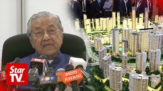 PM announces revival of Bandar Malaysia project