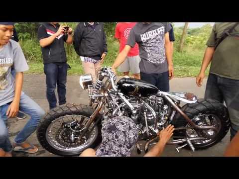 Feel the engine Naga 5 (5 Cylinder) by Semangat Putra Motor
