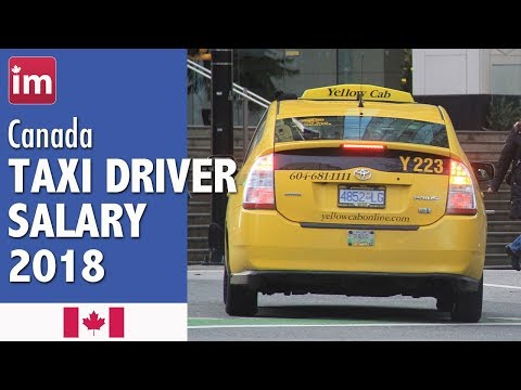 Taxi Driver Salary in Canada | Jobs in Canada (2018)