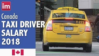 Taxi Driver Salary in Canada (2018) - Jobs in Canada